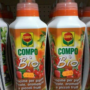 Concime BIO per piante orticole, aromatiche e piccoli frutti