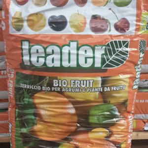 Terriccio bio per piante da frutto