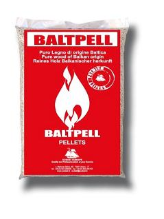 BALTIK PELLET-15Kg
