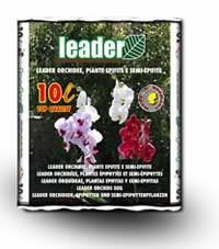 Terriccio per Orchidee Leader .Sacco da 10 lt