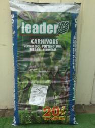 Terriccio Leader per Piante Carnivore