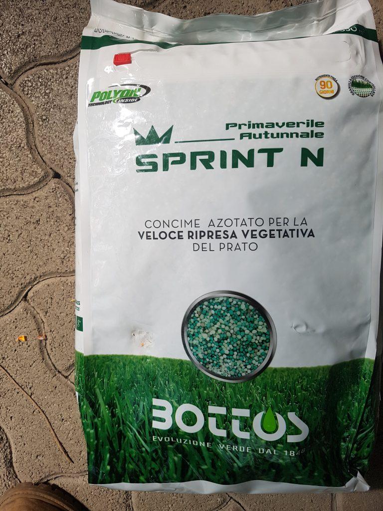 Concime Per Prato Autunnale bottos sprint n kg 10 27-0-14. concime per prato. - garden center  mediterraneo